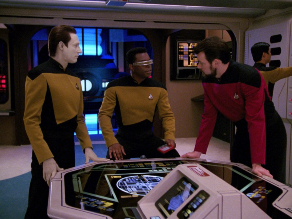 Star Trek: The Next Generation - Tödliche Nachfolge (Reunion) Blu-ray Screencap © CBS/Paramount
