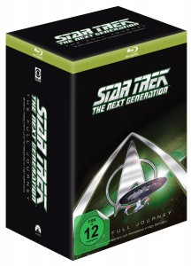Star Trek The Next Generation Blu-ray Complete Box