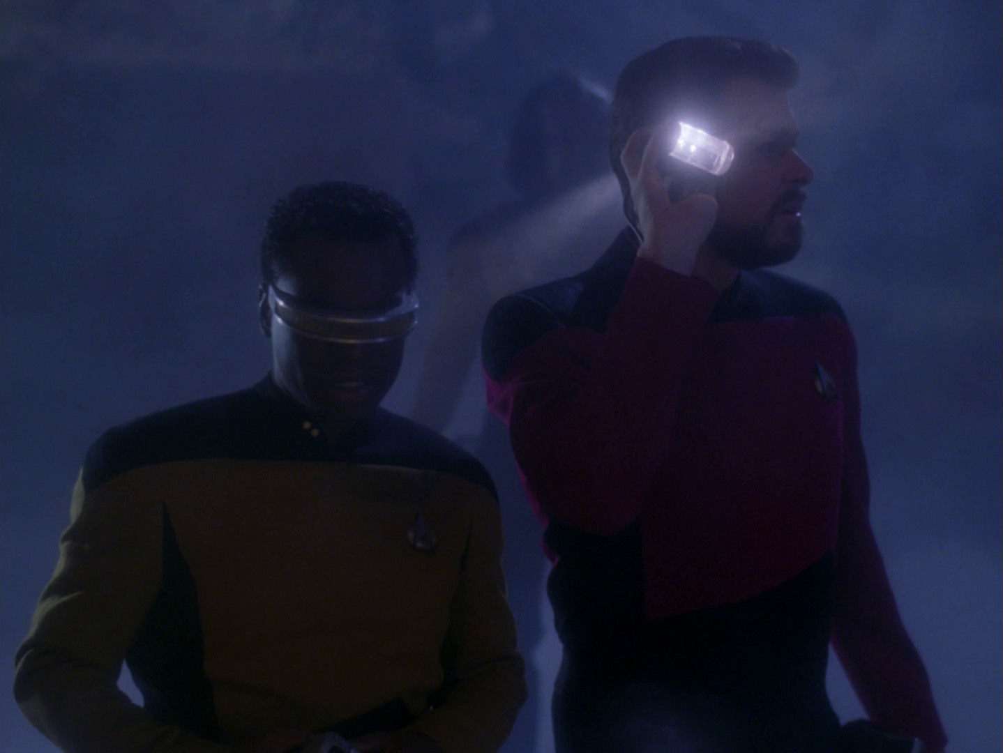 Star Trek: The Next Generation - Gedächtnisverlust (Future Imperfect) Blu-ray Screencap © CBS/Paramount