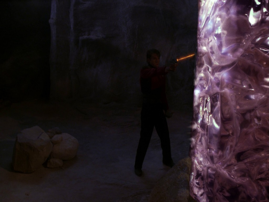 Star Trek: The Next Generation - Die letzte Mission (Final Mission) Blu-ray Screencap © CBS/Paramount