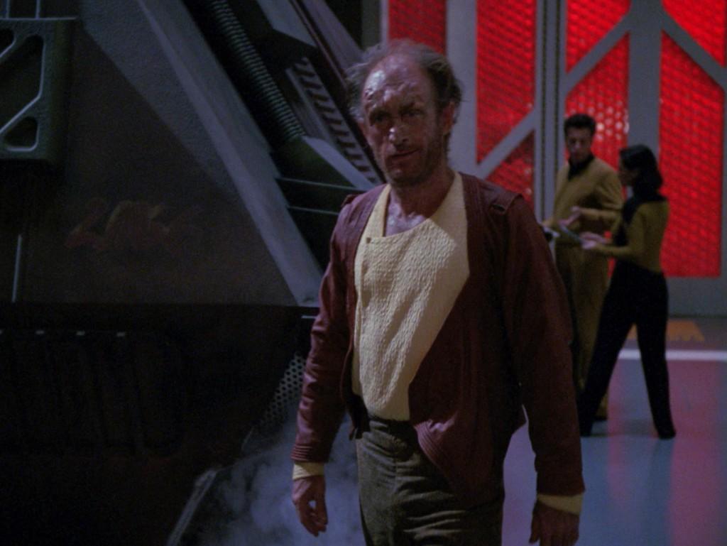 Star Trek: The Next Generation - Die letzte Mission (Final Mission) Blu-ray Screencap © CBS/Paramount