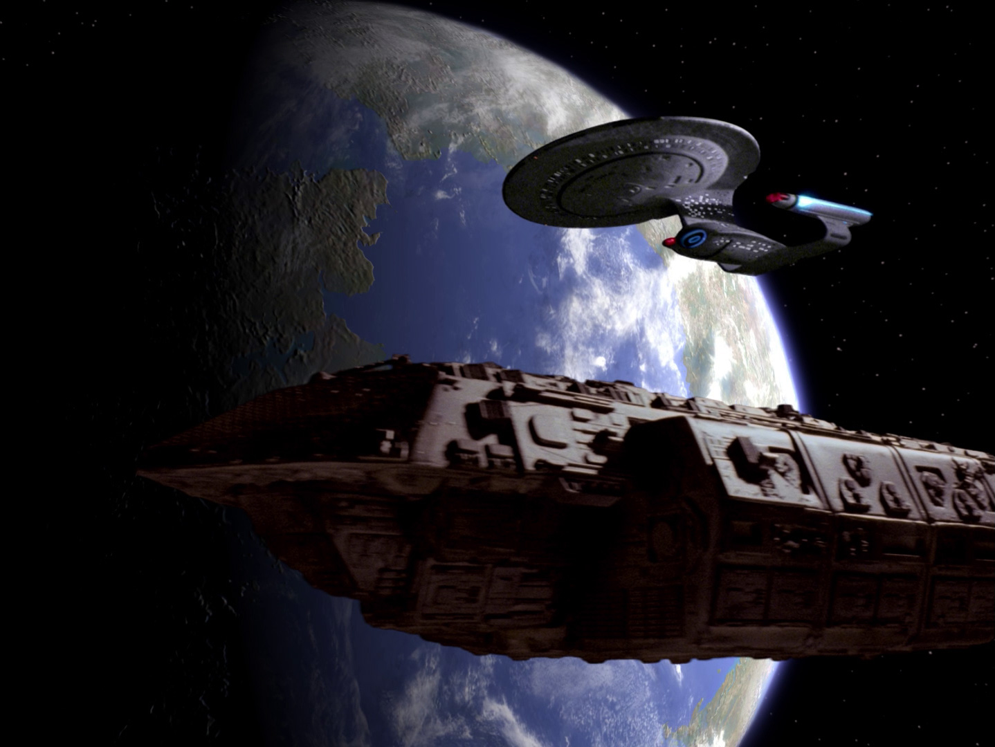 Star Trek: The Next Generation – Die letzte Mission Blu-ray Review