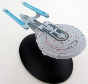 """Die USS Excelsior aus der Heftreihe """"Star Trek: Die Offizielle Raumschiffsammlung"""" (Foto: Star Trek HD)"""