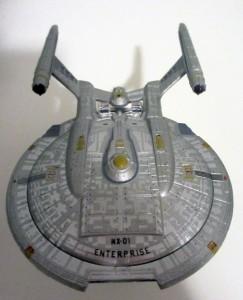 Die NX-01 aus der Eaglemoss Reihe.