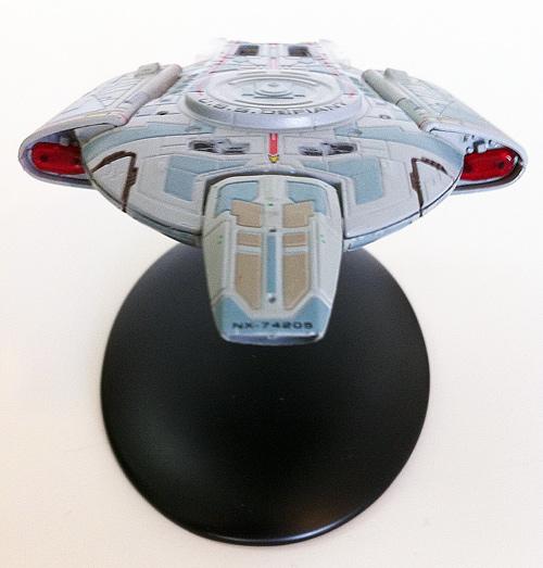 USS Defiant von Eaglemoss Collections