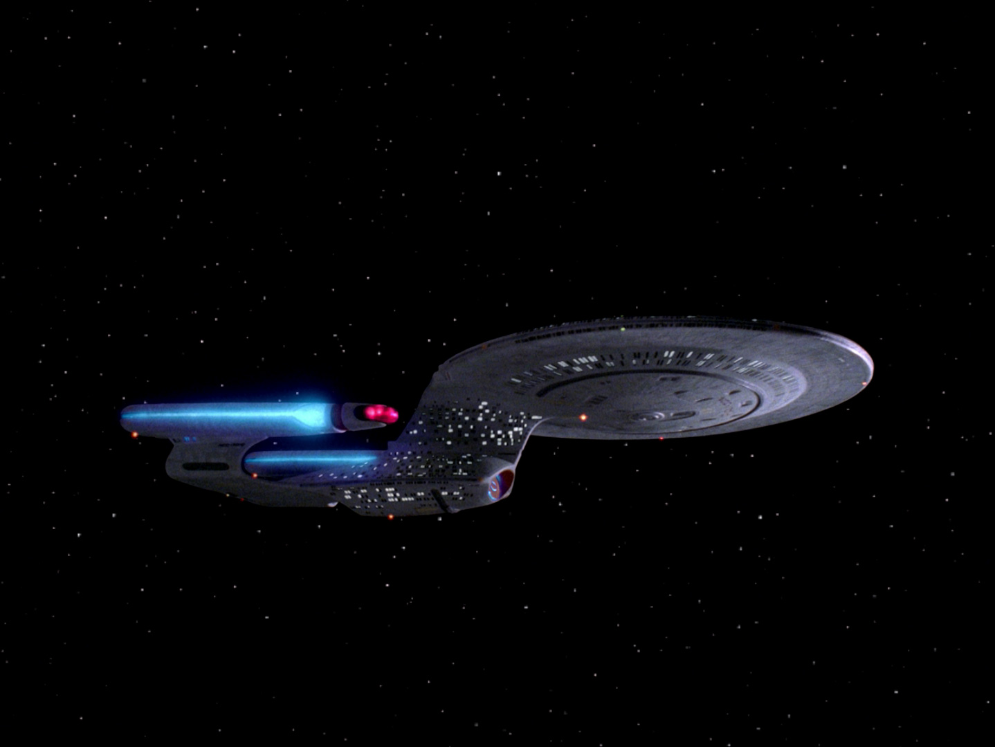 Star Trek: The Next Generation – Das kosmische Band Blu-ray Review