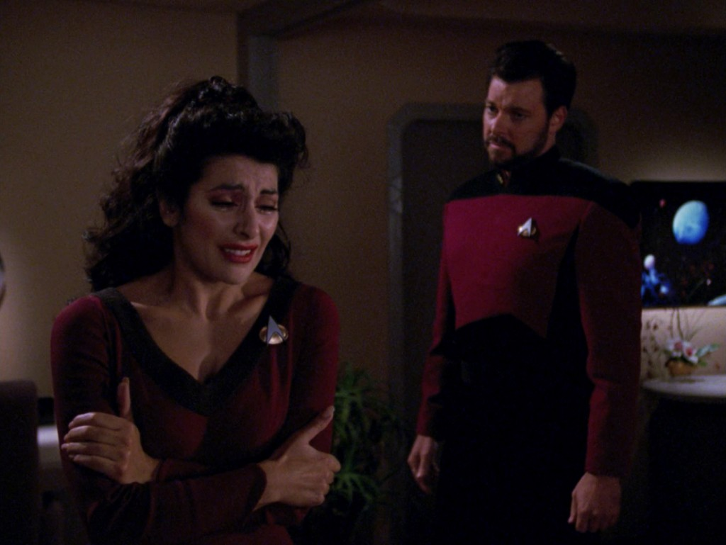 Star Trek: The Next Generation - Das kosmische Band (The Loss) Blu-ray Screencap © Paramount/CBS