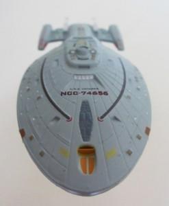 Die USS Voyager von Eaglemoss Collections.
