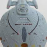 USS Voyager und Klingonischer Schlachtkreuzer der K'tinga Klasse