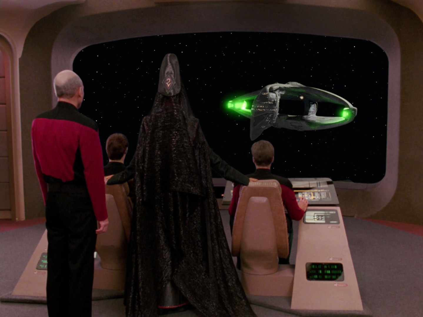 Star Trek: The Next Generation – Datas Tag Blu-ray Review