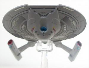 """Schiffe der Akira-Klasse waren erstmals in """"Der Erste Kontakt"""" zu sehen. (Foto: StarTrek HD)"""