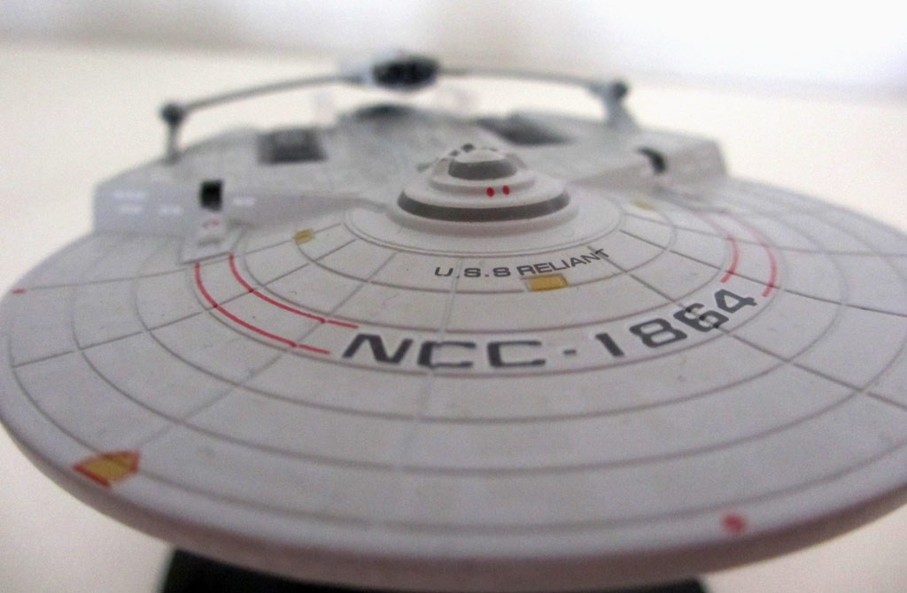 USS Reliant von Eaglemoss Collections