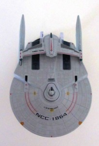 USS Reliant Eaglemoss Collections