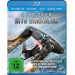 Star Trek Into Darkness <br>(Blu-ray-3D-Digital)