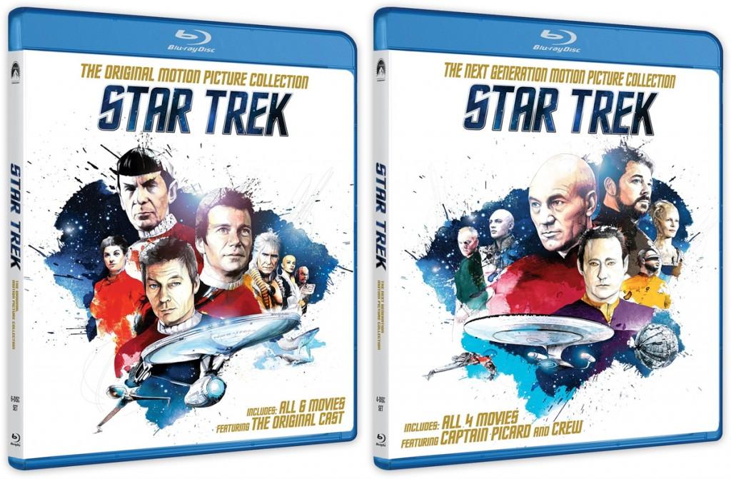 Das Cover-Artwork der neuen Discs kann sich sehen lassen. Foto: Paramount