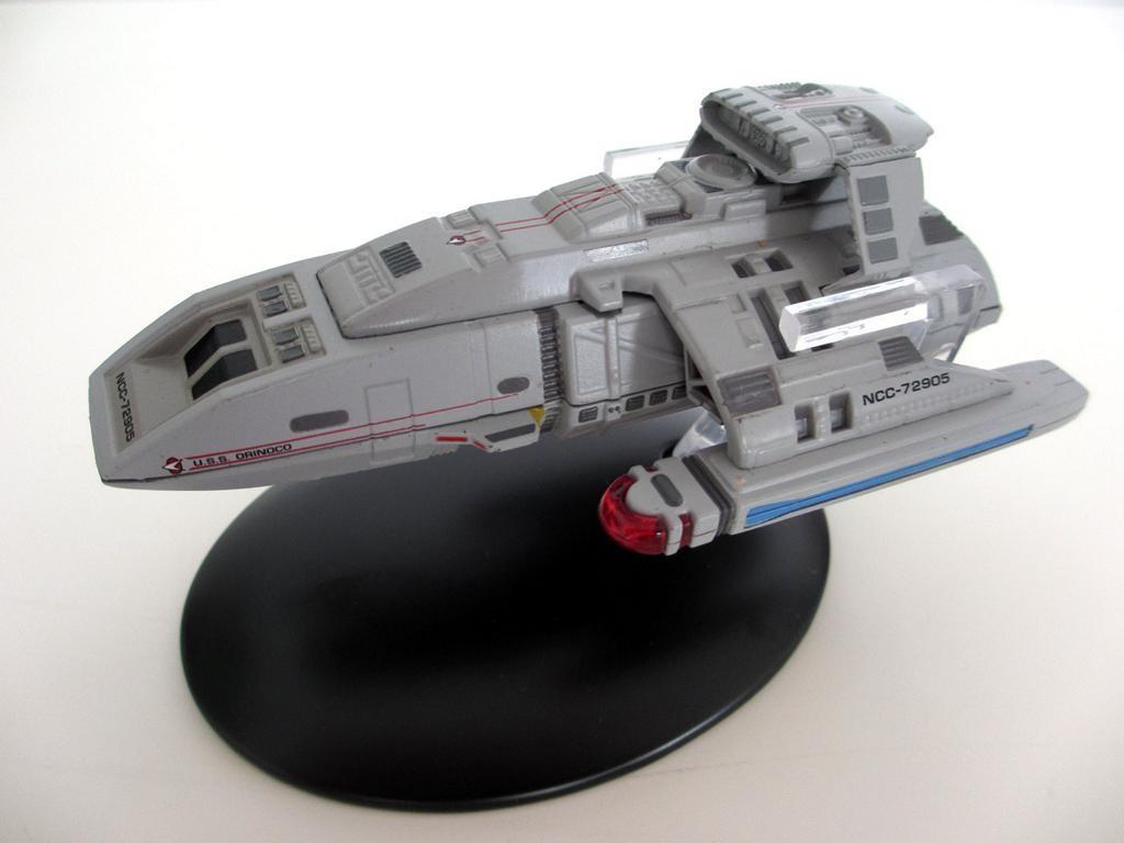 Sternenflotten-Runabout - ein eindrucksvolles Modell aus der Eaglemoss-Sammlung