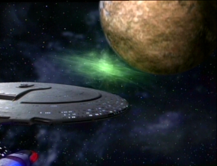 Star Trek: The Next Generation - Beweise (Clues) DVD Screencap © CBS/Paramount