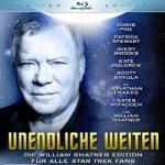"""William Shatner """"Unendliche Weiten"""" Blu-ray"""