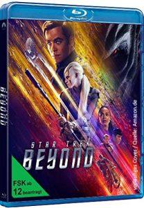 Vorläufiges Coverdesign für Star Trek Beyond auf Blu-ray (Quelle: Amazon.de)