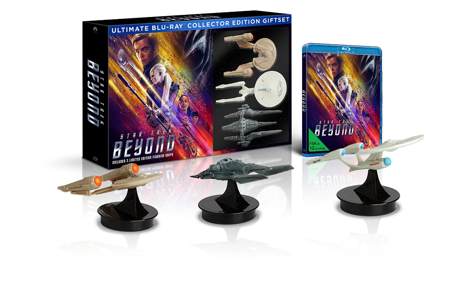 Star Trek Beyond Ultimate Collectors Edition (Abbildung: Amazon.de)