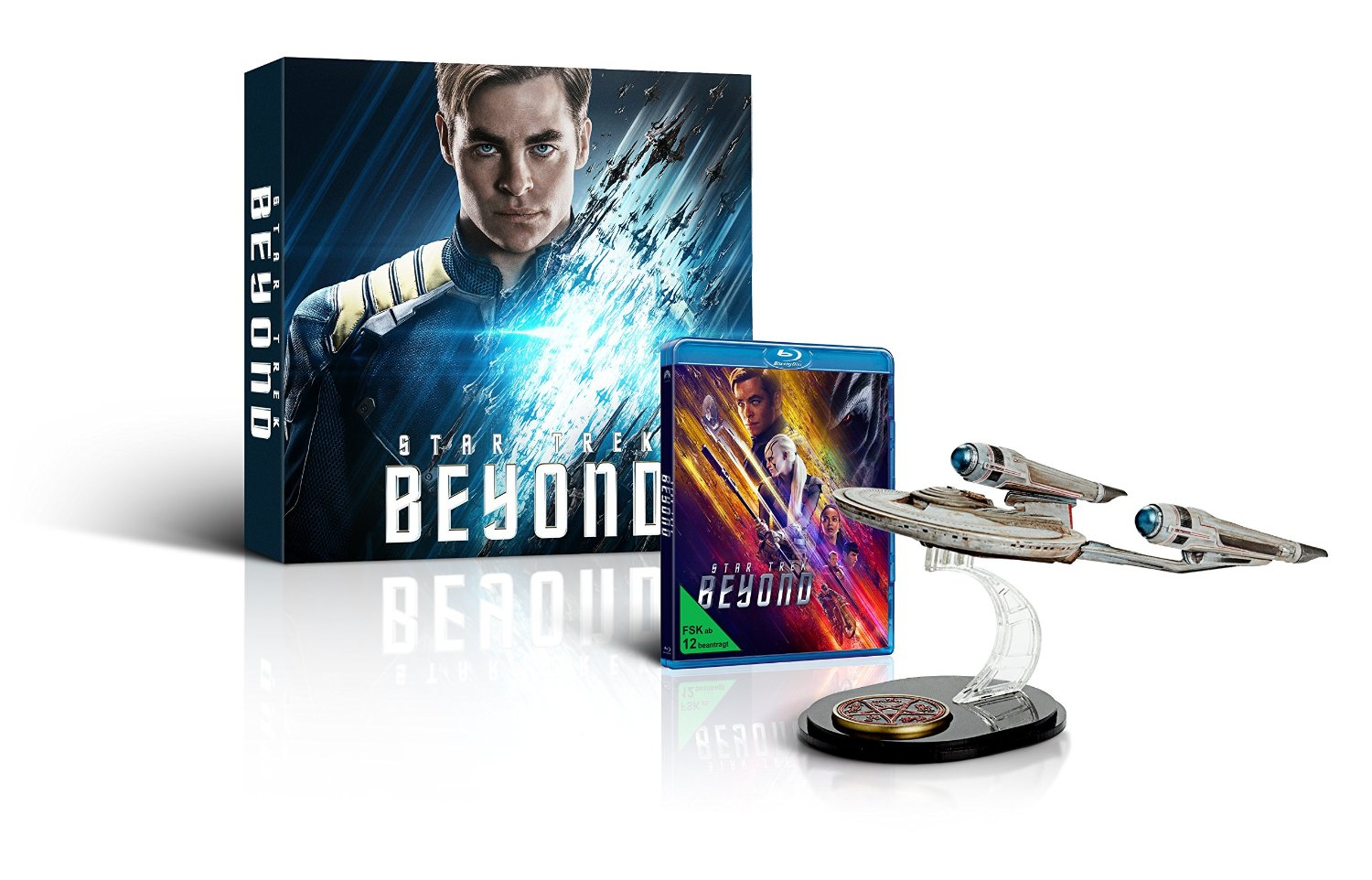 Star Trek Beyond Limited Edition Blu-ray (Abbildung: Amazon.de)