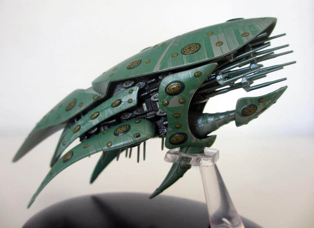 Das romulanische Drohnenschiff aus Star Trek: Enterprise