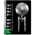Star Trek Three Movies Collection - Steelbook