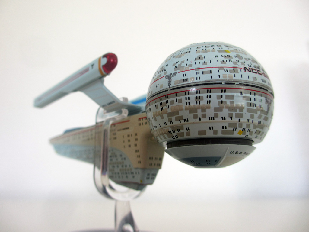 Die USS Pasteur aus dem Serienfinale von Star Trek: The Next Generation