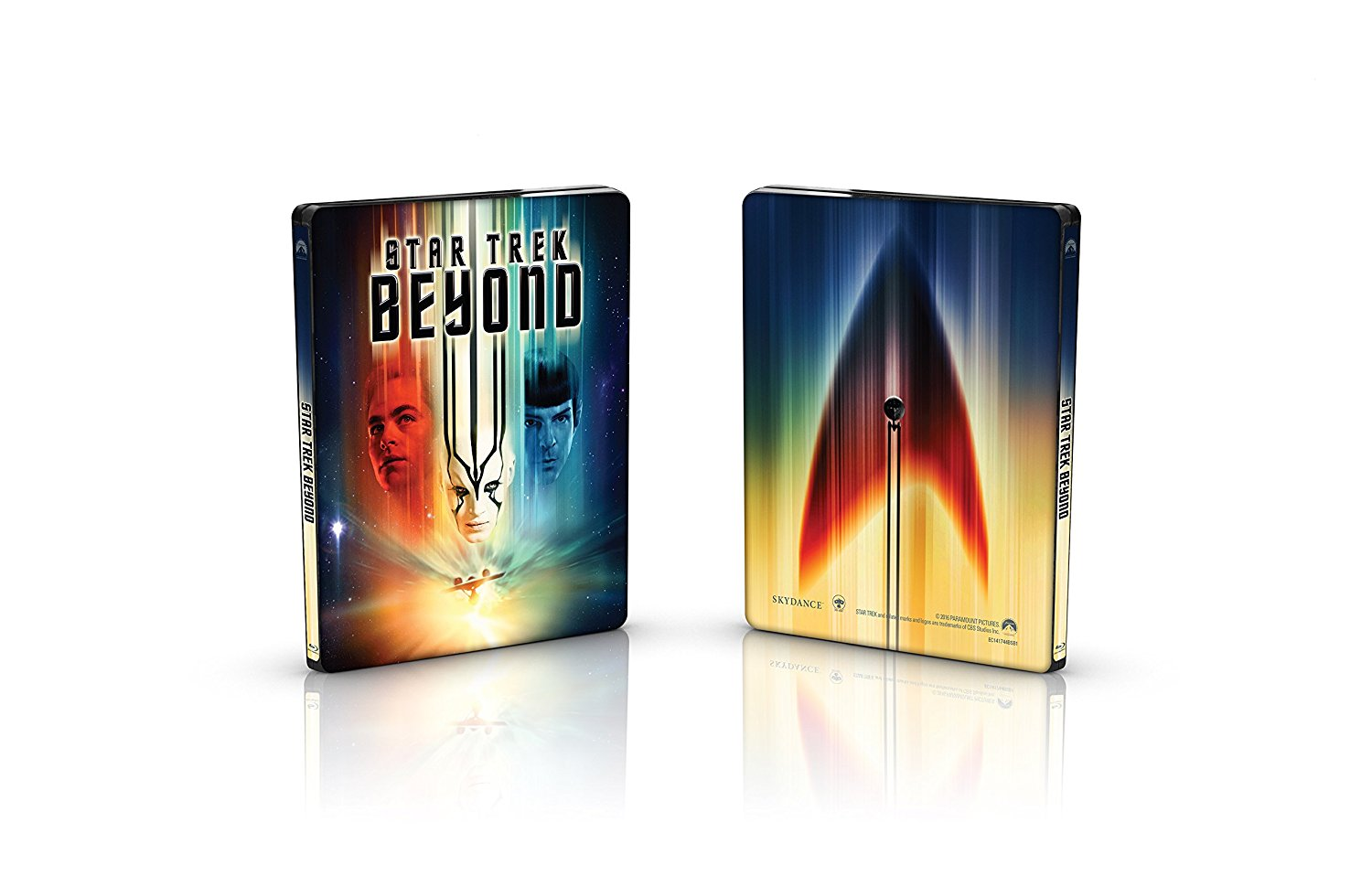Star Trek Beyond Steelbook (Abbildung: Amazon.de)