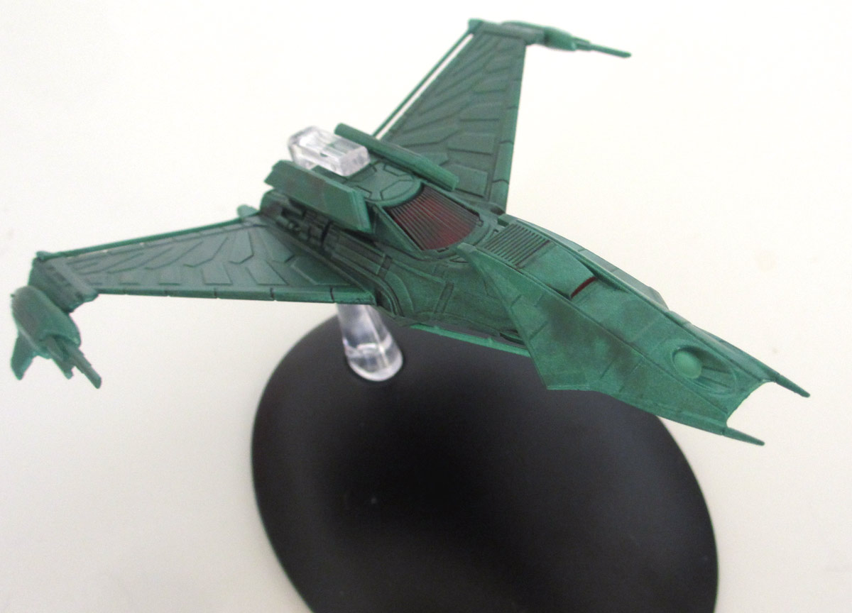 Klingonisches Angriffsschiff aus der 4. Staffel von Star Trek: Enterprise