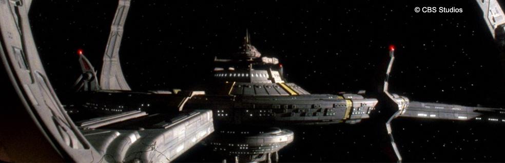 Meyer Burnett: HD-Transfer von Deep Space Nine und Voyager ist unwahrscheinlich