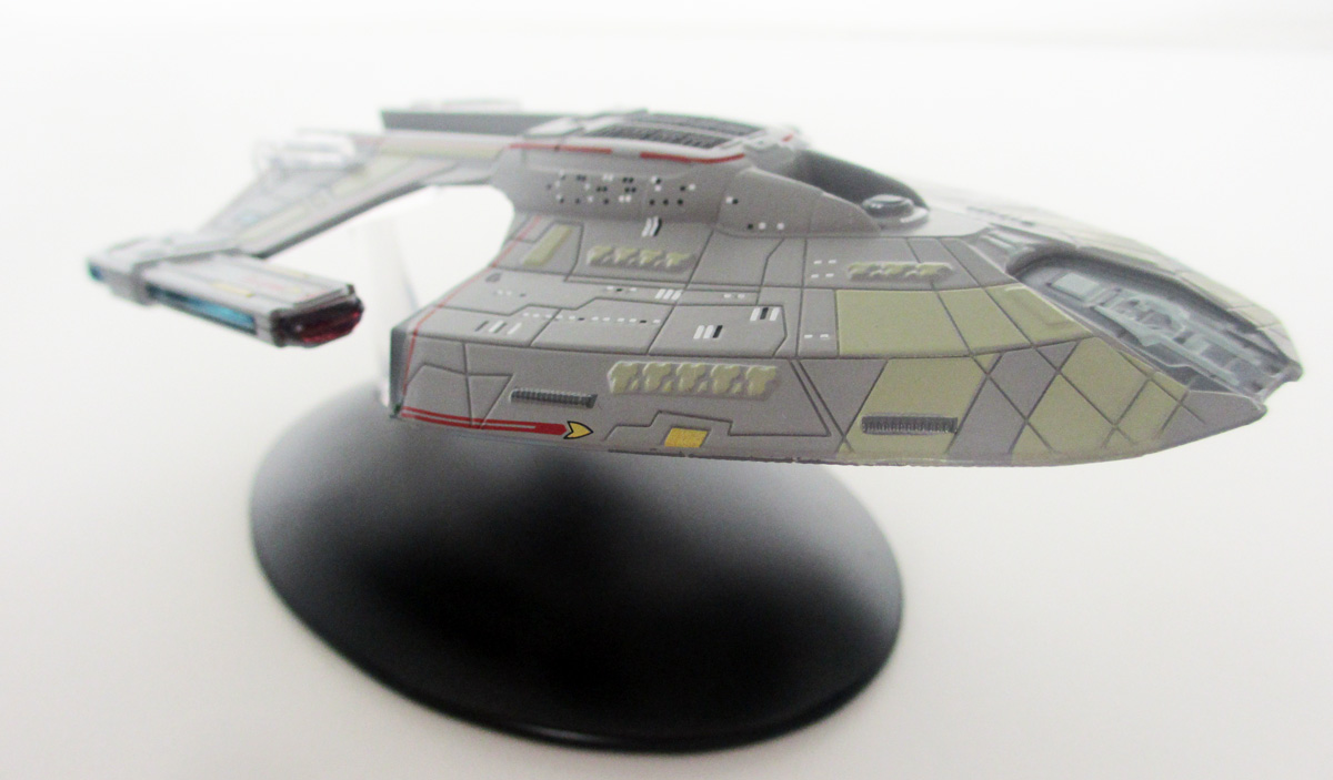 Sternenflotten-Schiff der Norway-Klasse (Foto: Star Trek HD)