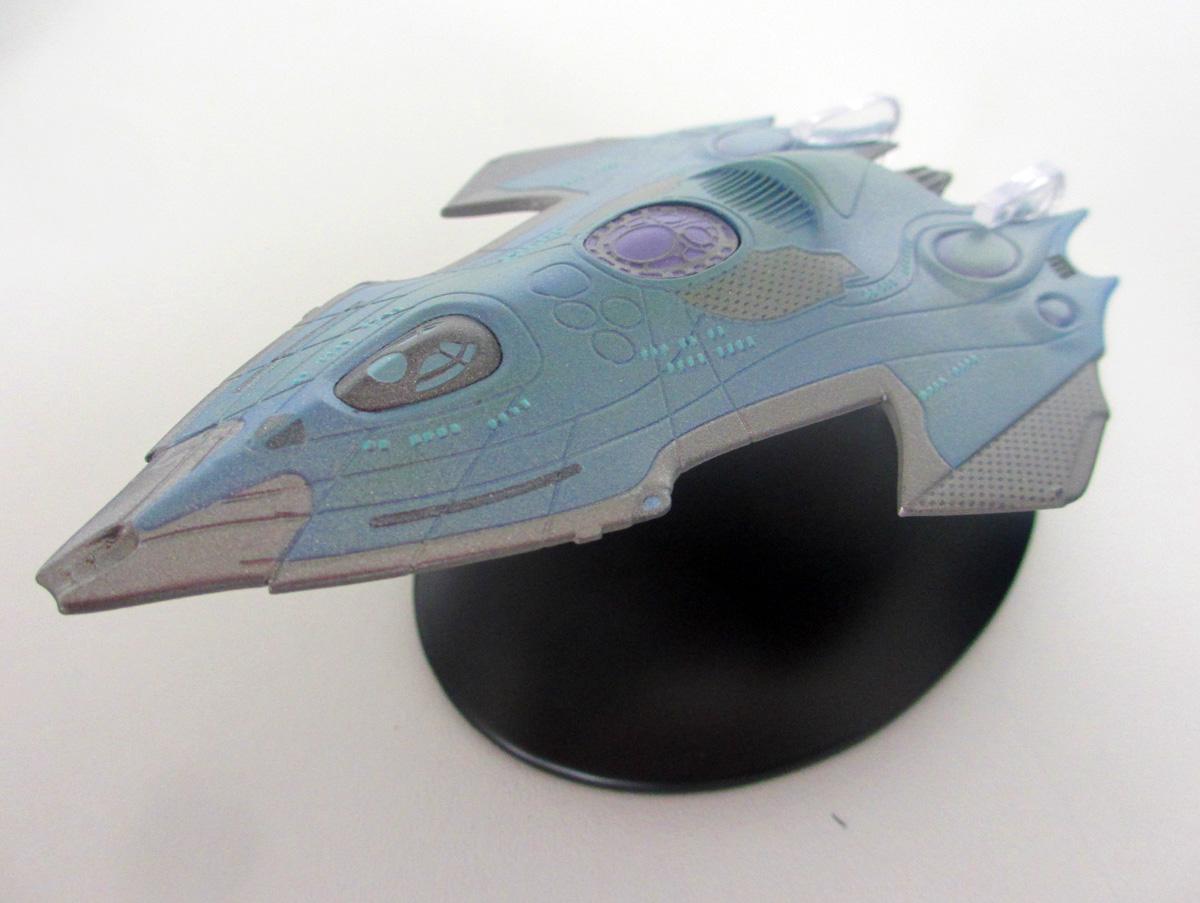 Zeitschiff Relativity aus Star Trek: Voyager (Foto: Star Trek HD)