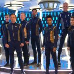 Der Transporterraum der USS Discovery (Foto: Entertainment Weekly)