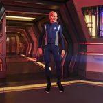 Lt. Commander Saru (Doug Jones)