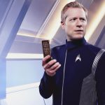 Lt. Paul Stamets (Anthony Rapp)
