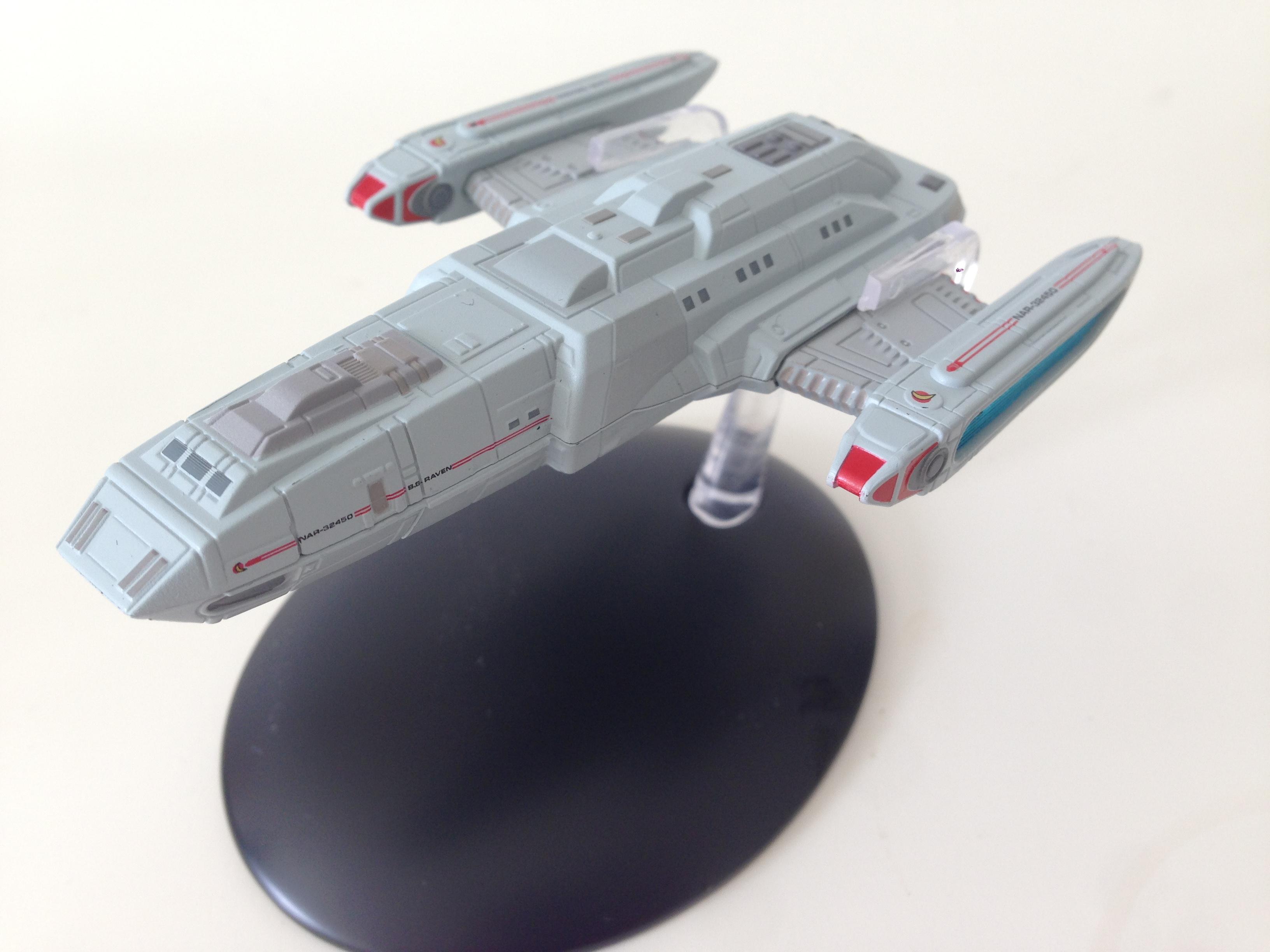 Die U.S.S. Raven aus Star Trek: Voyager (Foto: Star Trek HD)