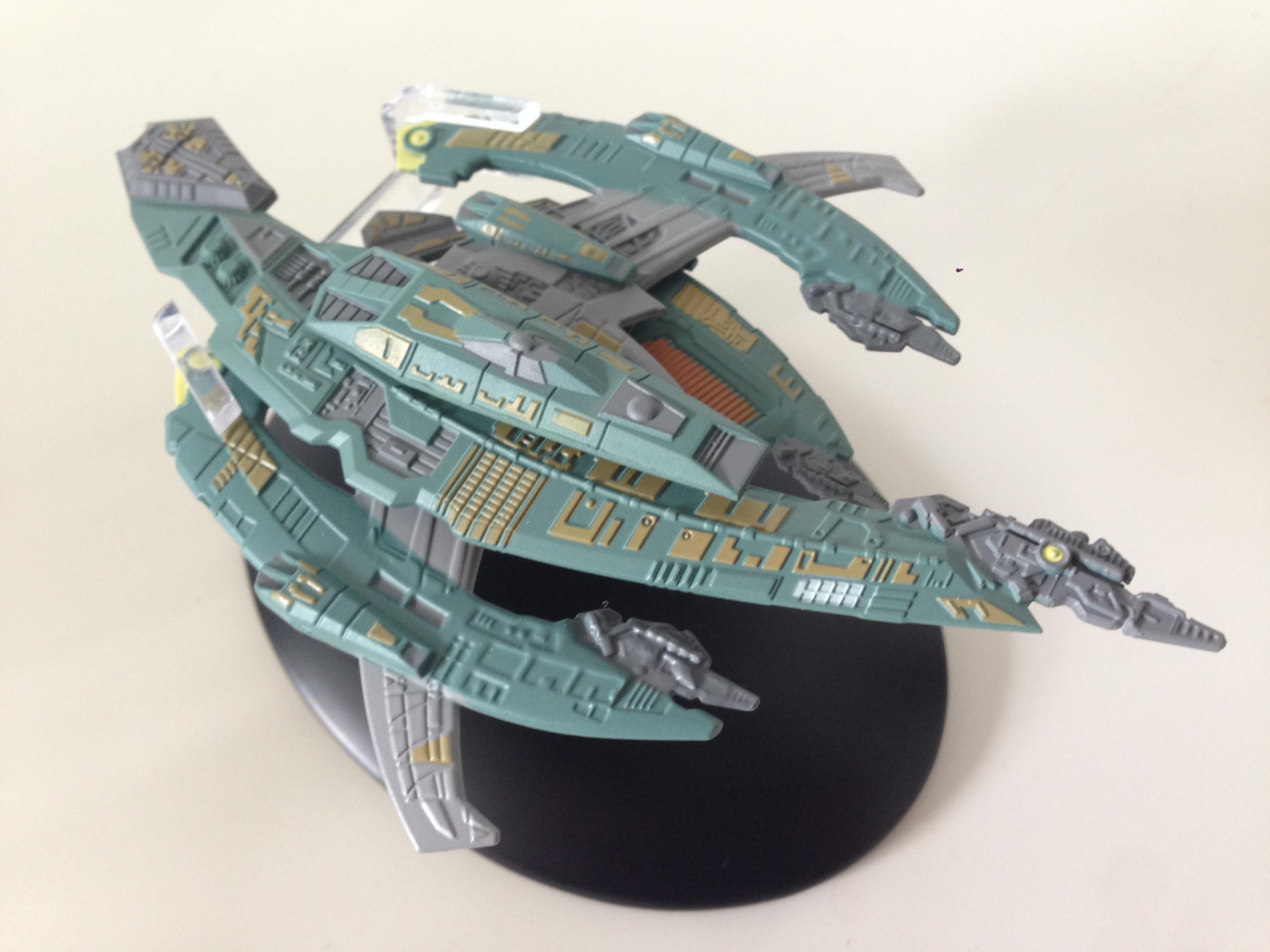 Breen-Kriegsschiff (Foto: Star Trek HD)