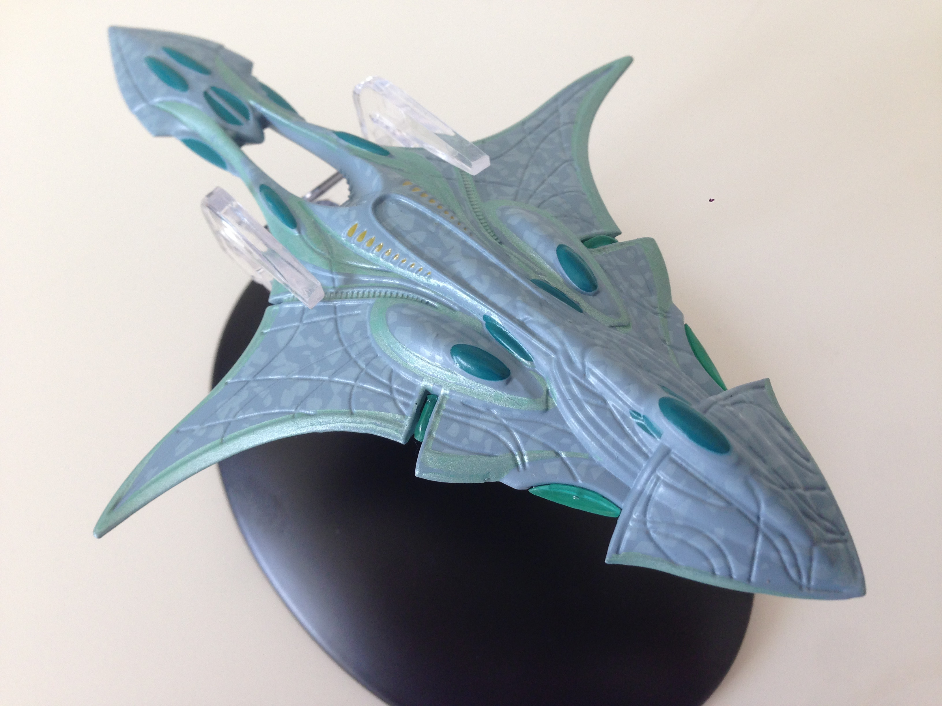 Schiff der Xindi-Aquarianer aus Star Trek: Enterprise (Foto: Star Trek HD)