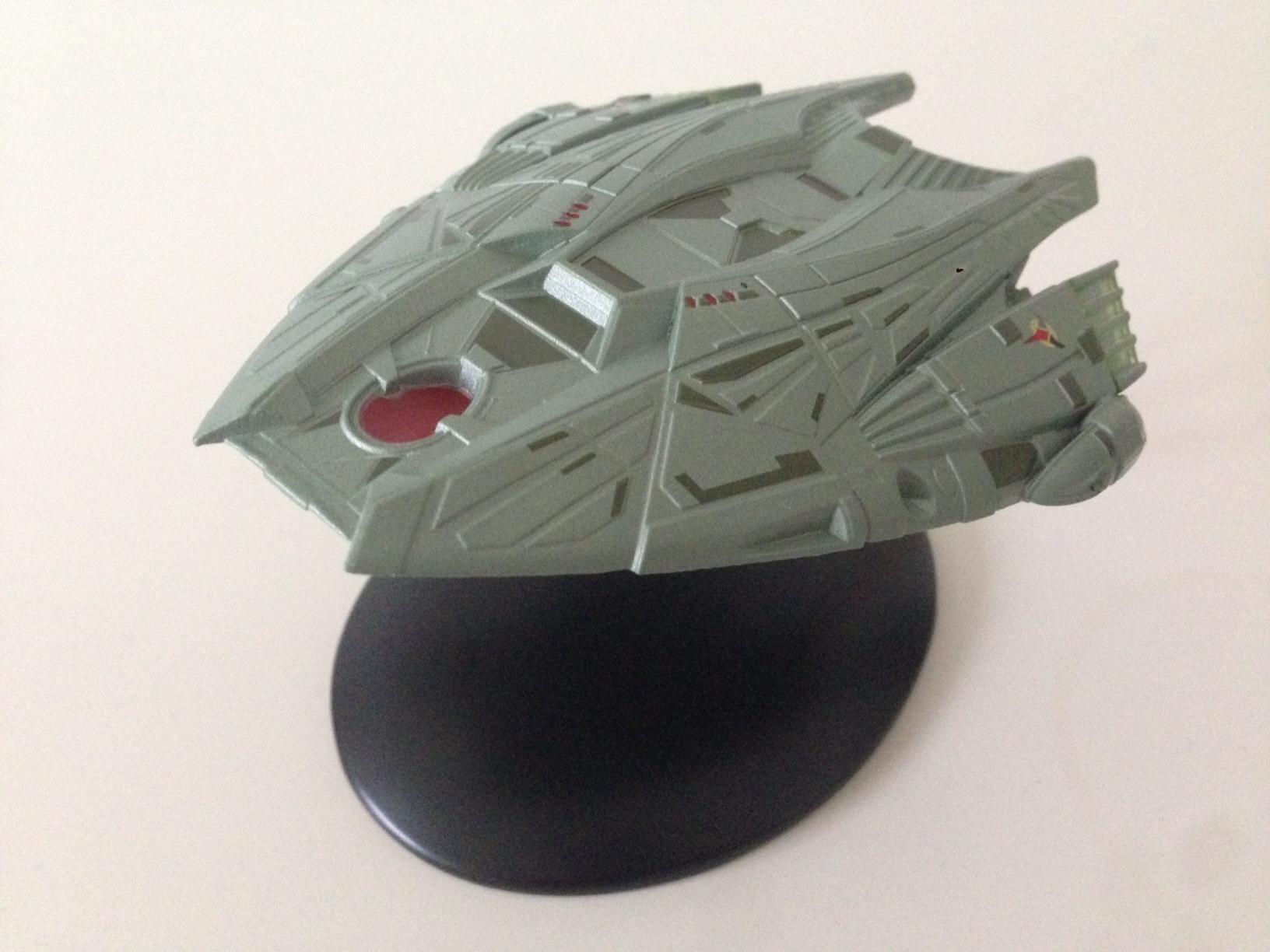 """Goroths klingonisches Transportschiff aus """"Star Trek: Enterprise"""""""