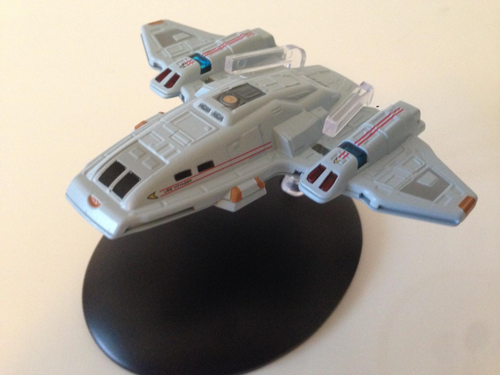 """Aeroshuttle aus """"Star Trek: Voyager"""""""