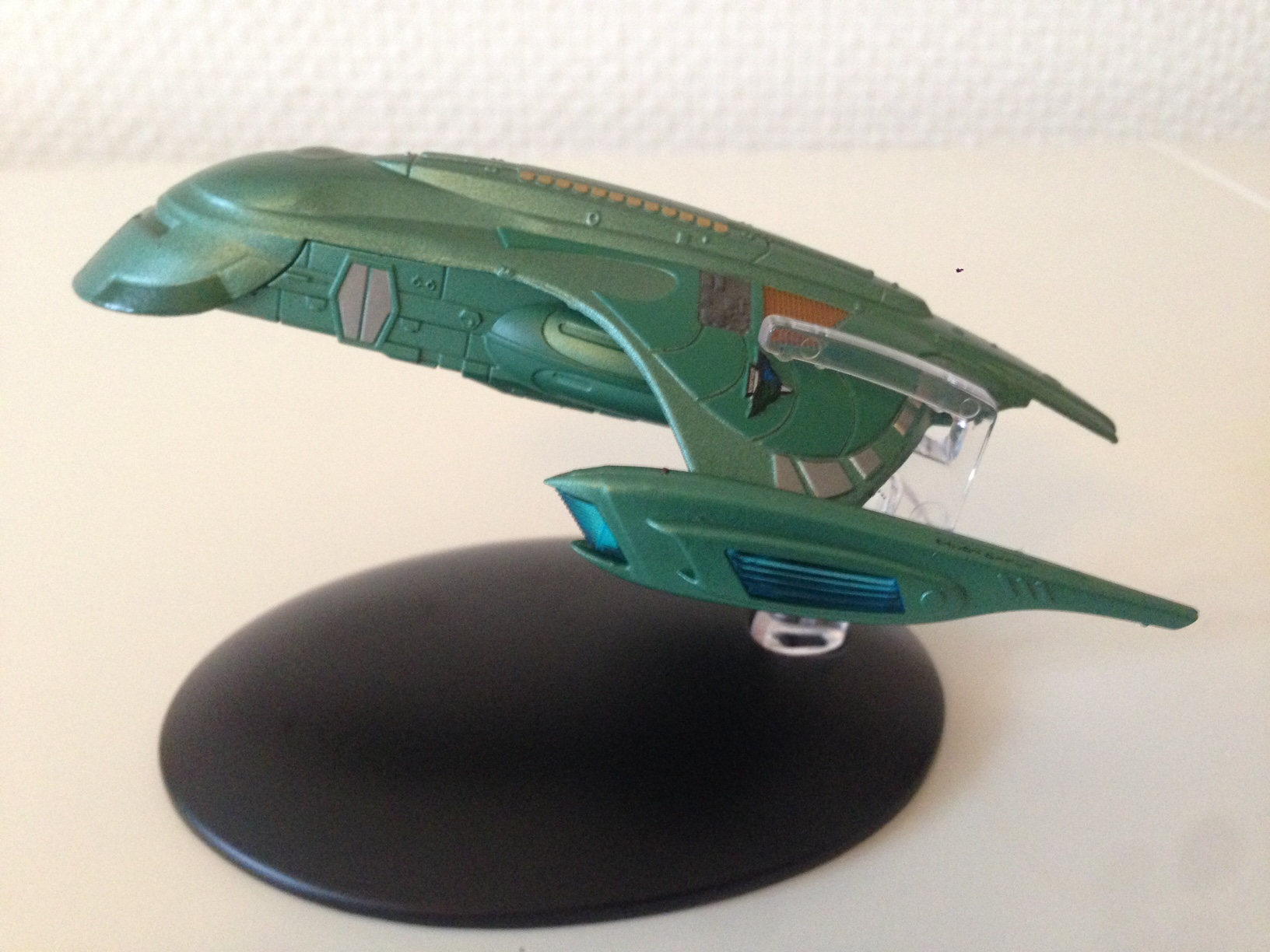 "Vreenaks Shuttle aus ""Star Trek: Deep Space Nine""."
