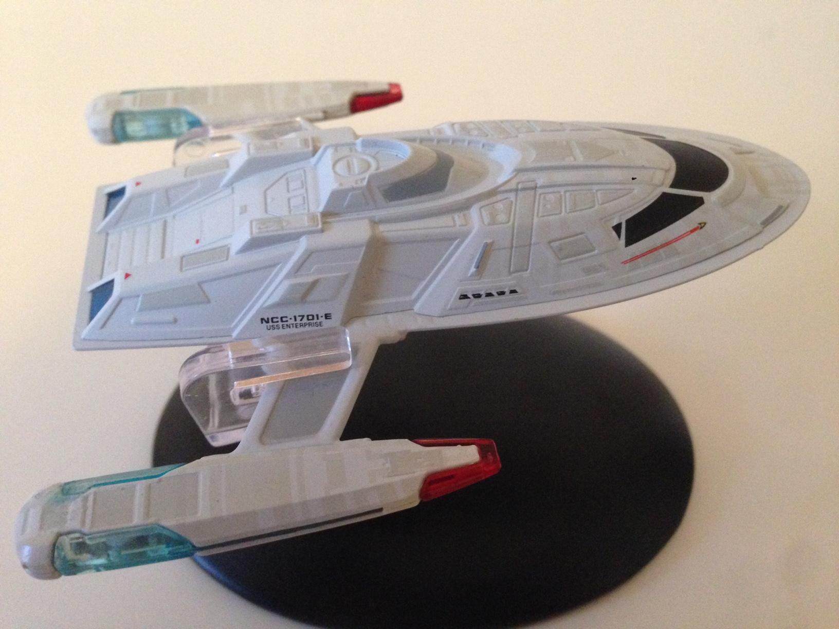 """Die Yacht des Captains aus """"Star Trek: Der Aufstand""""."""