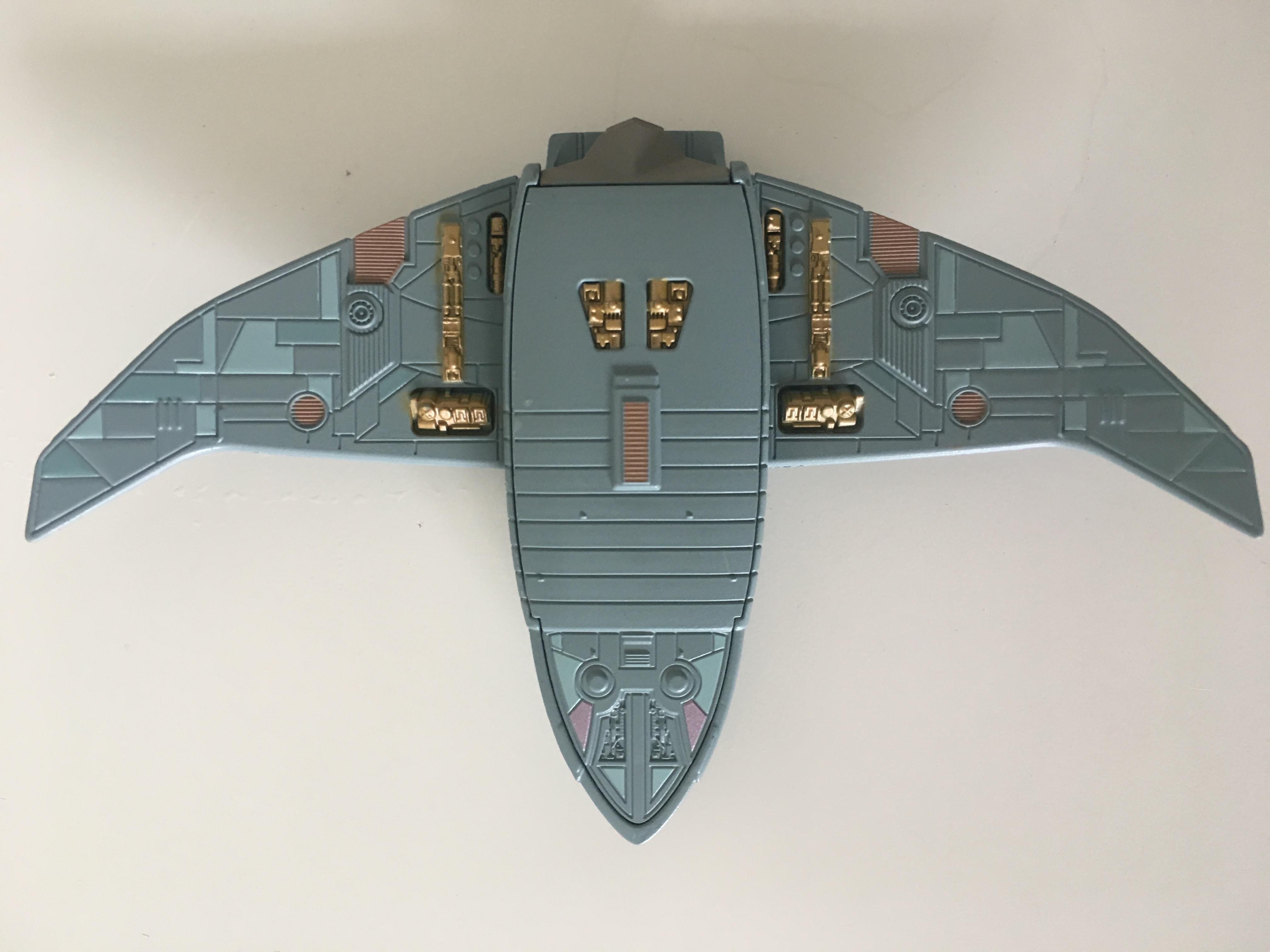 Bajoranisches Angriffsschiff aus Star Trek: Deep Space Nine (Foto: Star Trek HD)
