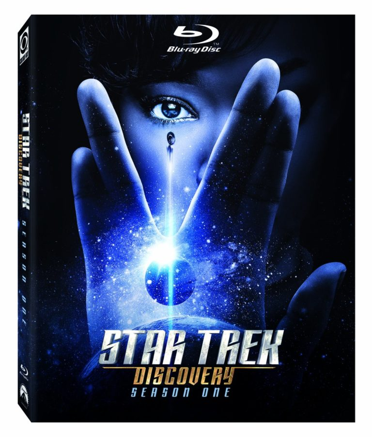 Packshot der Season 1 Blu-ray Box von Star Trek Discovery (Foto: CBS)