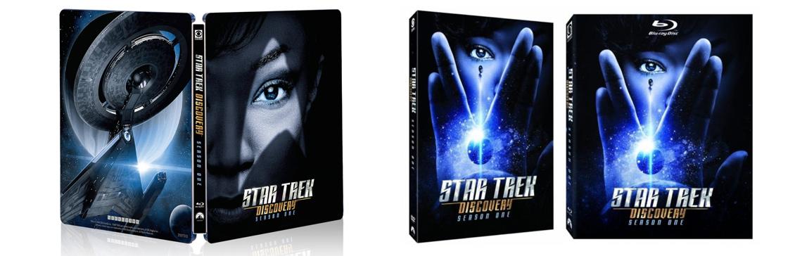 Star Trek: Discovery – Season 1 ab 22. November auf Blu-ray erhältlich