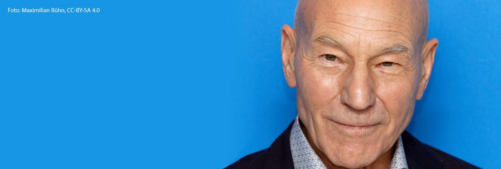 Patrick Stewart kehrt als Jean-Luc Picard mit neuer Star Trek Serie zurück