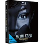 Discovery Limited Steelbook Edition Blu-ray