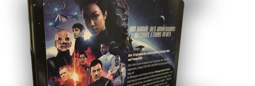Star Trek Discovery Season 1 Blu-ray Review