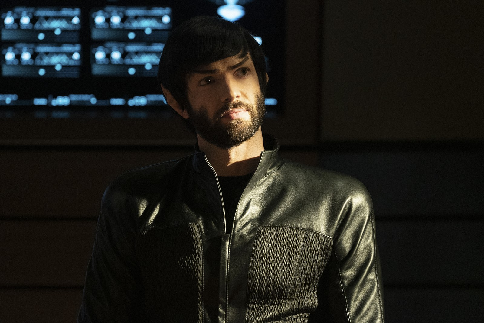 Spock (Ethan Peck) Foto: Michael Gibson/CBS ©2018 CBS Interactive